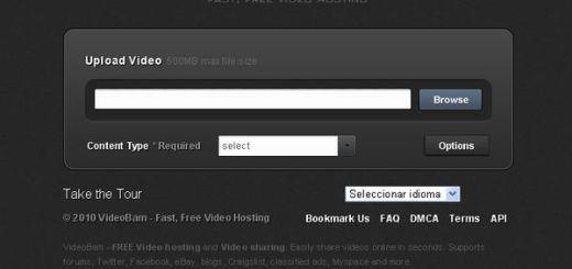 VideoBam, Servicio gratuito para alojar y compartir videos