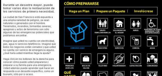 72hours.org, consejos de como prepararse para un desastre natural