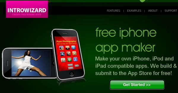 CreateFreeiPhoneApps CreateFreeiPhoneApps, Crea aplicaciones para iPhone sin programar