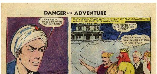 DigitalComicMuseum, Comics de dominio público para descargar o ver online