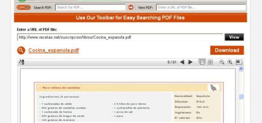 CopyPDF, buscador y visualizador de documentos pdf