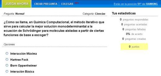 Doonish, juego online de preguntas y respuestas en español