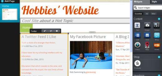 Jux, una forma simple y gratuita de crear páginas web profesionales
