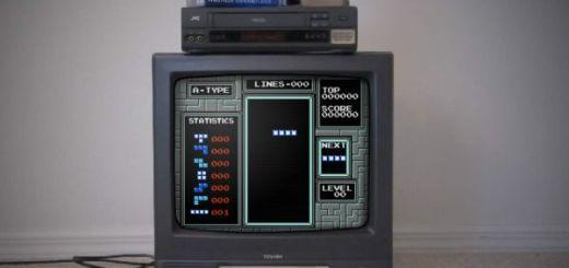 Original juego de Tetris online en primera persona