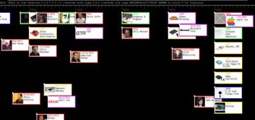 The Video Game History Timeline, línea de tiempo interactiva con la historia de los videojuegos