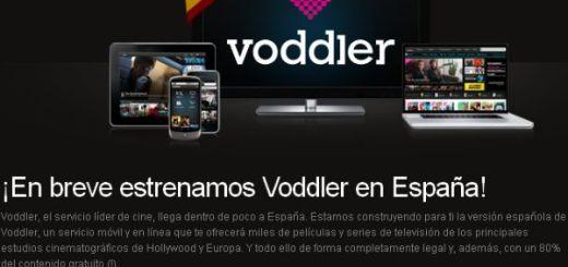 Voddler, sitio para ver cine y series online de forma legal pronto en España