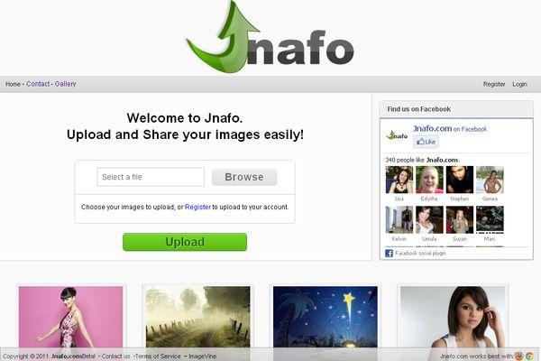 Jnafo, alojamiento gratuito para compartir imágenes