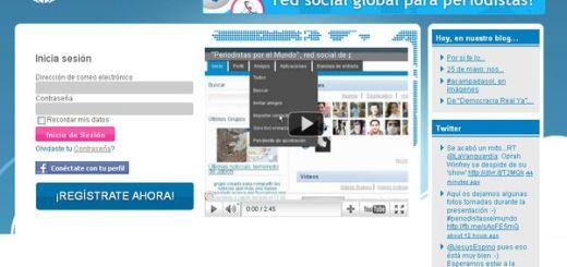 Periodistas por el Mundo, la red social de los periodistas