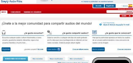 YouMicro, el YouTube de los audios