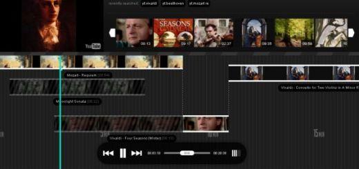 Dragontape, listas de reproducción con vídeos musicales de YouTube