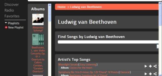 Yea.FM, nueva opción para escuchar música online