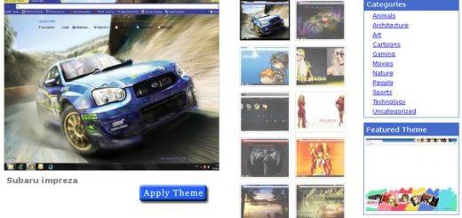 ChromeTheme, instala temas para Chrome o crealos tu mismo
