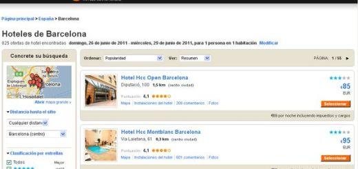 Hoteloogle, buscador y comparador de hoteles
