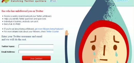 Qwitter, descubre quien deja de seguirte en Twitter
