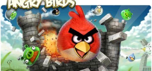 Descarga Angry Birds en formato Apk