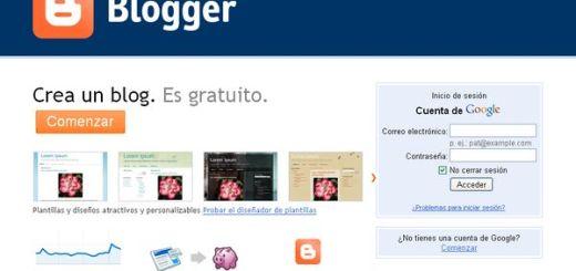 Blogger dejará de dar soporte a navegadores antiguos