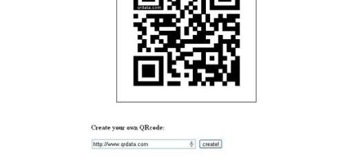 Qrdata, bookmarklet para generar el código QR de cualquier web