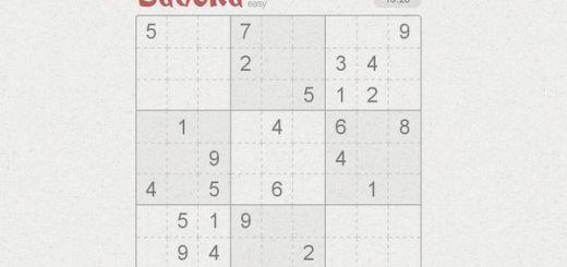 Sudokubum, sudoku online en HTML5