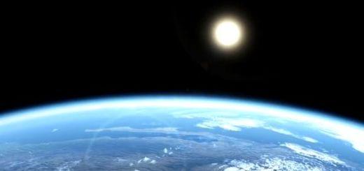 A Space Journey, disfruta de un paseo espacial en un vídeo HD
