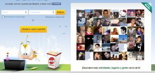 Bamio, red social en español para descubrir y organizar eventos