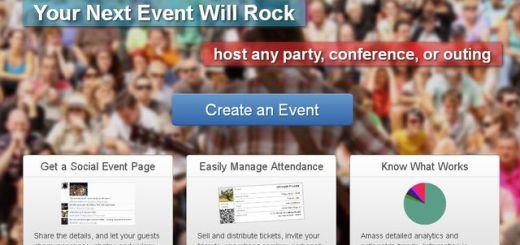 Drawn.to, crea la página para difundir un evento en segundos