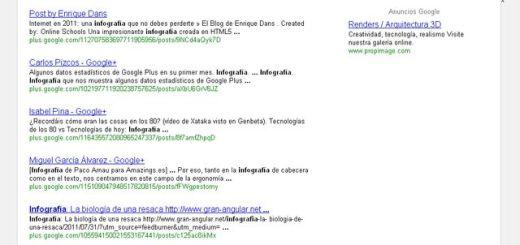 GPlus Posts Search, añade un nuevo botón a tu Google+ para buscar publicaciones (Chrome)