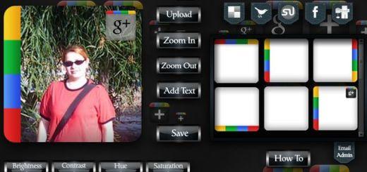 Gplusavatormaker, otra opción para crear un avatar para el perfil de Google+