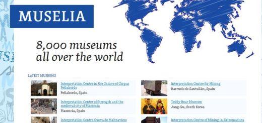 Muselia, directorio con miles de museos de todo el mundo