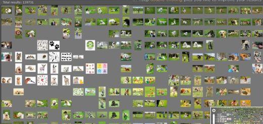 PicsLikeThat, buscador de imágenes semántico y visual en Fotolia