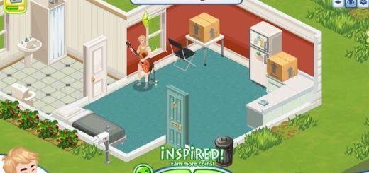 The Sims Social, ya se puede jugar a Los Sims en Facebook
