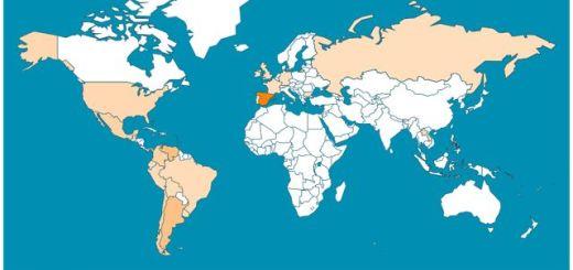 Twocation, localiza tus followers de Twitter en un mapa