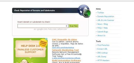 URL Void, analiza online cualquier sitio web en busca de virus