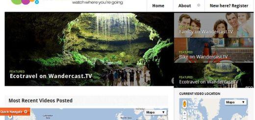 Wandercast.tv, realiza un viaje virtual con Google Maps