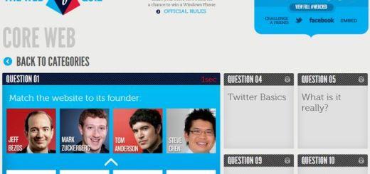 The Web IQ Quiz, celebra el 20 aniversario de la WWW demostrando tus conocimientos