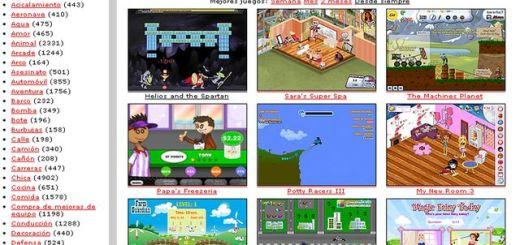 Y8.com, más de 23000 juegos online para que no te aburras