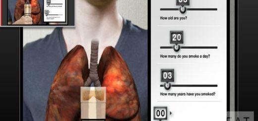 AR Lungs, uso de la realidad aumentada para lanzar un mensaje contra el tabaco
