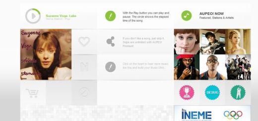 Aupeo: crea tu radio musical personalizada para escuchar en el PC, smartphone o tablet