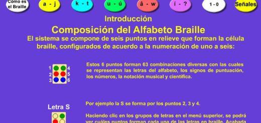 Braille Virtual, curso online gratuito para aprender Braille
