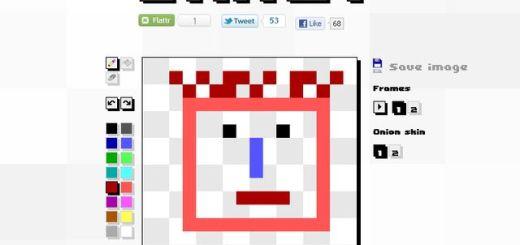 Draw!, sencilla herramienta web para crear gif animados dibujándolos