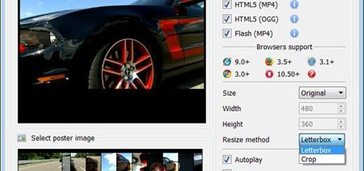 Easy HTML5 Video, convierte gratis cualquier vídeo a formato HTML5
