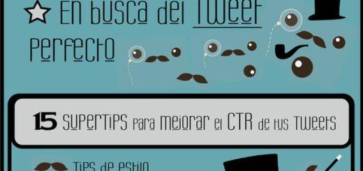 15 tips para publicar el tweet perfecto (infografía)