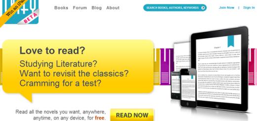 Lifty, biblioteca online con miles de títulos para leer gratis (inglés)
