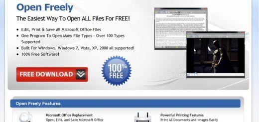 Open Freely, aplicación gratuita para abrir y trabajar con más de 100 extensiones de archivo