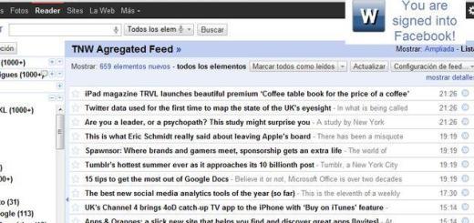 What's Up for Facebook, Facebook también tiene una extensión Chrome para mostrar sus notificaciones