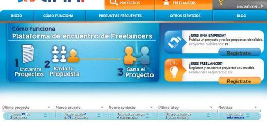 ProjectLinkr, plataforma integral española de empleo para freelances