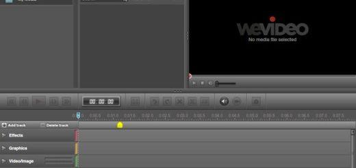 WeVideo, impresionante editor de vídeo online con opción gratuita
