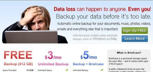 ¿Buscas un disco duro virtual en la nube? Tal vez te sirvan los 512 Gb que te regala Backify
