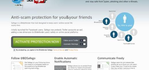 Bitdefender Safego, antivirus online específico para Twitter con protección a tiempo real