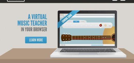 Instinct, un profesor virtual de guitarra en tu navegador
