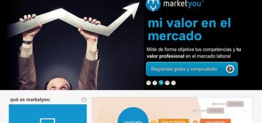 MarketYou, manager online para analizar tus puntos fuertes y débiles para encontrar empleo